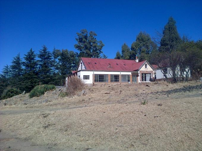 Smallholding for Sale For Sale in Volksrust - Private Sale - MR122703