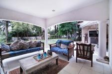 Patio - 39 square meters of property in Silver Lakes Golf Estate