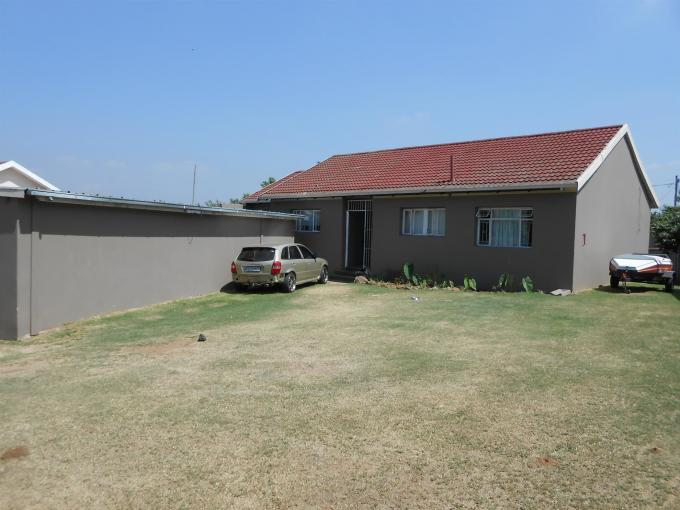 3 Bedroom House for Sale For Sale in Sasolburg - Home Sell - MR122737