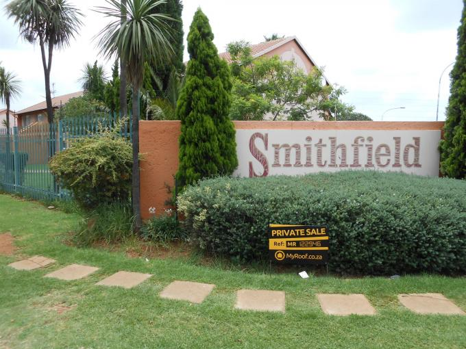 2 Bedroom Sectional Title For Sale in Boksburg - Home Sell - MR122946