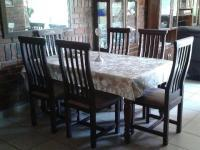 Dining Room of property in Rustenburg