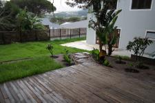 Garden of property in Hout Bay