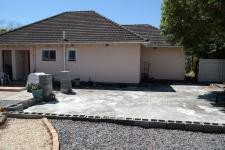 Backyard of property in Pinelands