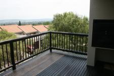 Patio of property in La Montagne