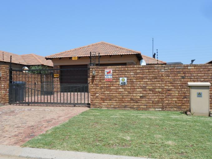 Standard Bank EasySell 3 Bedroom House for Sale For Sale in Dunnottar - MR123043