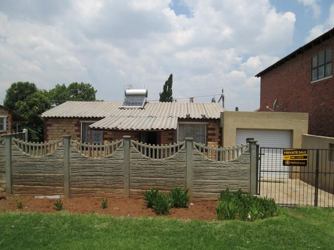 2 Bedroom House for Sale For Sale in Riverlea - JHB - Private Sale - MR123091