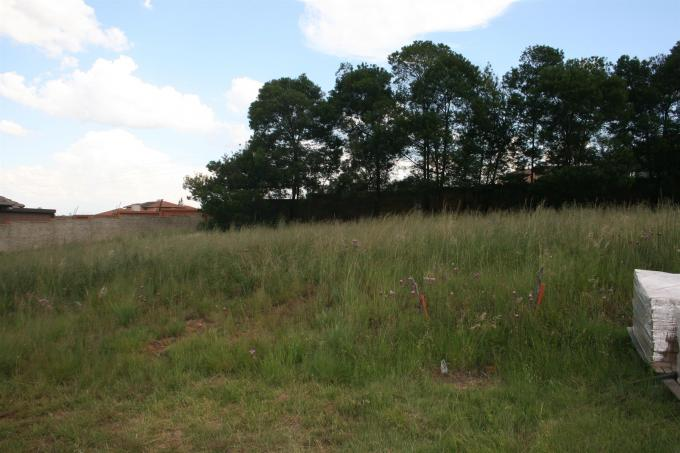 Land for Sale For Sale in Mooikloof - Home Sell - MR123189