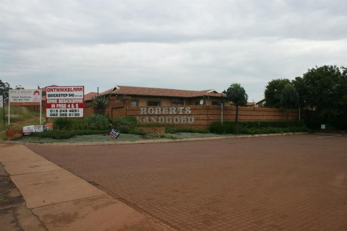 5 Bedroom Duet for Sale For Sale in Middelburg - MP - Private Sale - MR123203