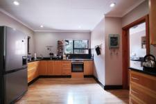 Kitchen - 18 square meters of property in Woodhill Golf Estate