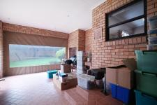 Patio - 34 square meters of property in Woodhill Golf Estate