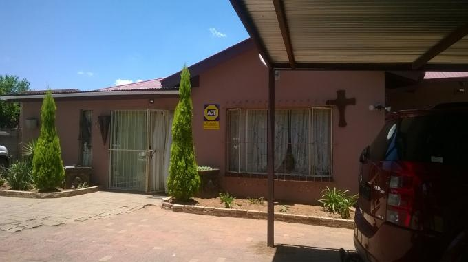 3 Bedroom House for Sale For Sale in Emalahleni (Witbank)  - Home Sell - MR123255