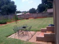 Garden of property in Rensburg
