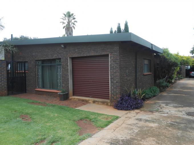 Standard Bank EasySell 4 Bedroom House for Sale For Sale in Norkem park - MR123386