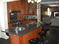 Kitchen of property in Sasolburg