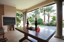 Patio - 33 square meters of property in Woodhill Golf Estate
