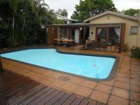 Backyard of property in Athlone Park