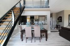 Dining Room - 17 square meters of property in Woodlands Lifestyle Estate