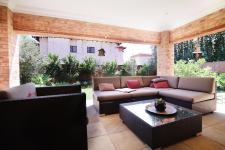 Patio - 35 square meters of property in Silver Lakes Estate