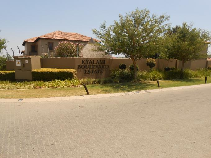 3 Bedroom House for Sale For Sale in Kyalami Hills - Home Sell - MR123966