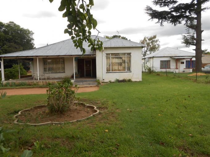 Absa Bank Trust Property 6 Bedroom House for Sale For Sale in Benoni - MR124218