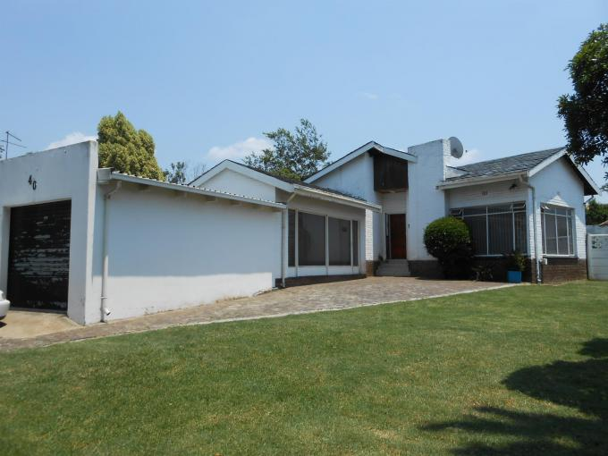 Standard Bank EasySell 4 Bedroom House For Sale in Illiondale - MR124322