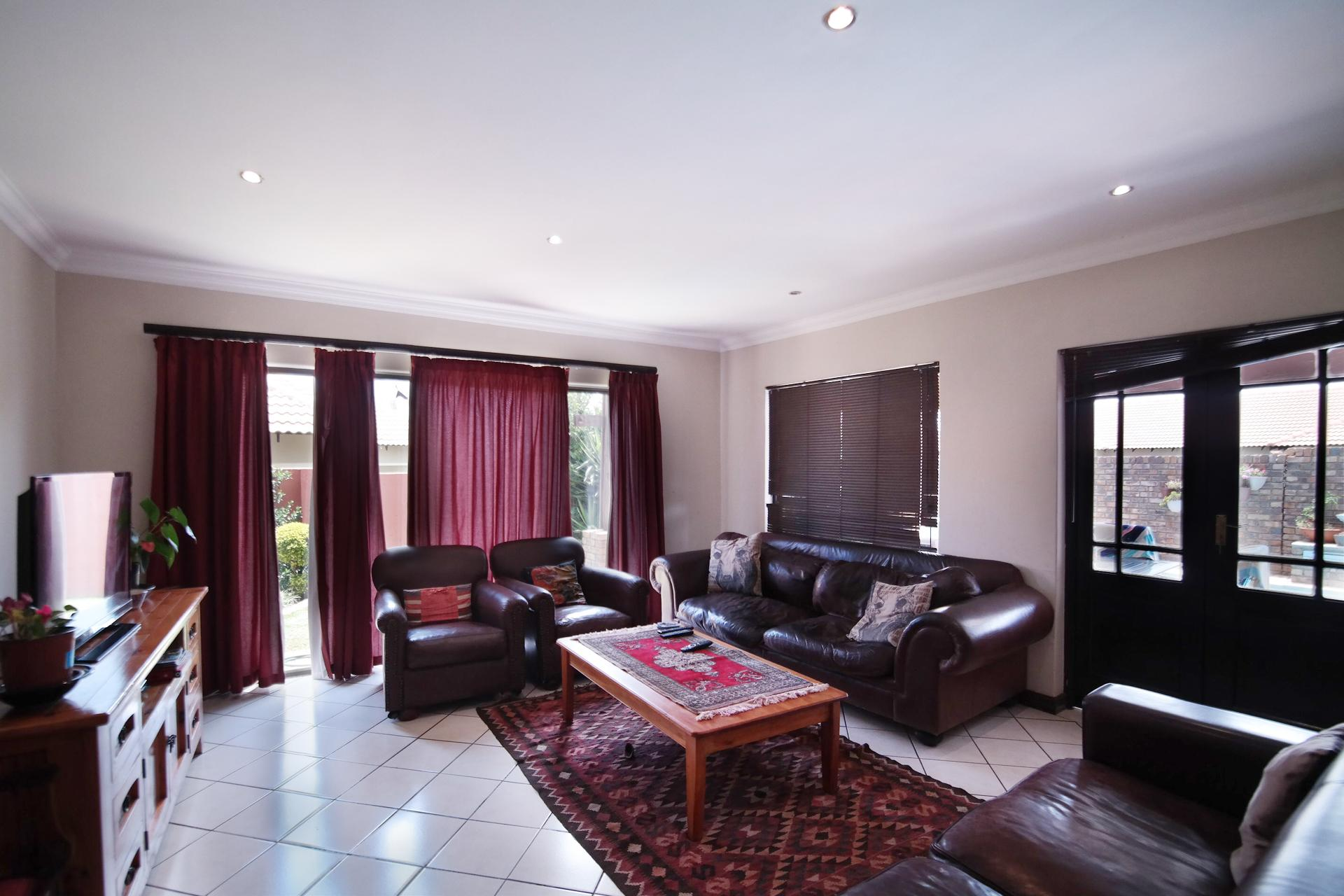 TV Room of property in The Meadows Estate