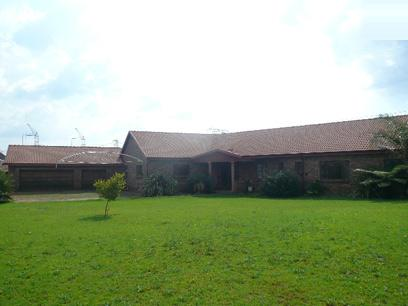 Standard Bank Repossessed 4 Bedroom House for Sale on online auction in Rietvallei - MR12448