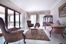 Formal Lounge of property in Silver Lakes Golf Estate
