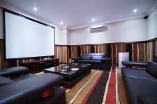 Cinema Room of property in Silver Lakes Golf Estate