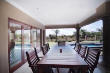 Patio - 125 square meters of property in Silver Lakes Golf Estate