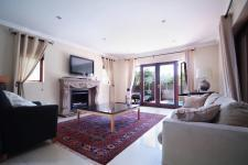 TV Room - 26 square meters of property in Silver Lakes Golf Estate