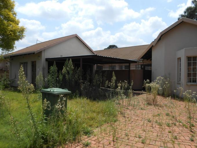 Standard Bank EasySell 3 Bedroom House For Sale in Mayberry Park - MR124673