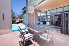 Patio - 54 square meters of property in Woodhill Golf Estate
