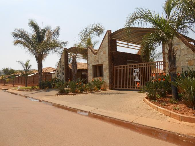 Standard Bank EasySell 3 Bedroom Apartment for Sale in Andeon - MR124948