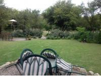 Backyard of property in Montagu