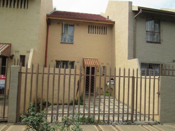 2 Bedroom Duplex for Sale For Sale in Meyerton - Home Sell - MR125038