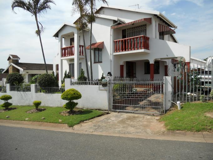 4 Bedroom House for Sale For Sale in Shallcross  - Home Sell - MR125049