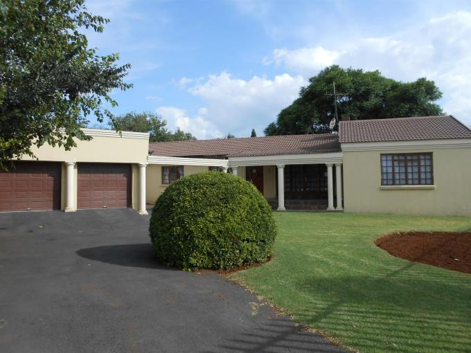 Standard Bank EasySell 4 Bedroom House for Sale For Sale in Cresslawn - MR125064