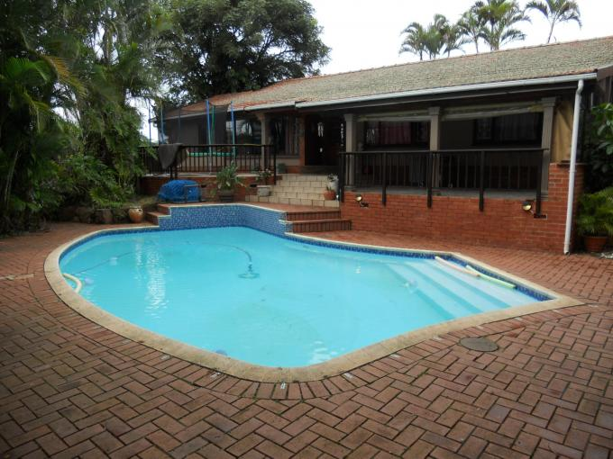 Standard Bank EasySell 4 Bedroom House For Sale in Amanzimtoti  - MR125069