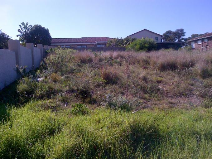 Standard Bank EasySell Land for Sale For Sale in Jeffrey's Bay - MR125087