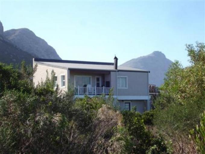 3 Bedroom House For Sale in Bettys Bay - Home Sell - MR125116