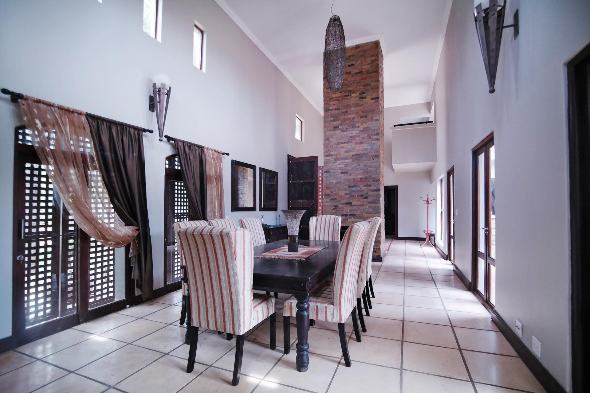 Dining Room - 80 square meters