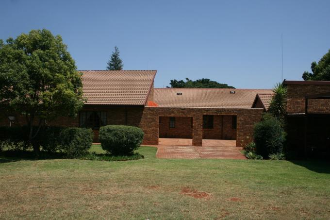 Smallholding for Sale and to Rent For Sale in Raslouw - Home Sell - MR125345