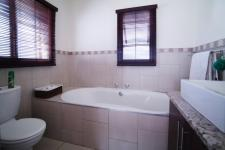 Main Bathroom of property in The Meadows Estate