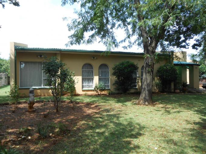 Absa Bank Trust Property 3 Bedroom House For Sale in Norkem park - MR125504