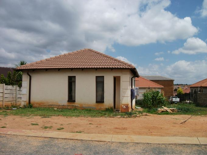Standard Bank EasySell 2 Bedroom House for Sale For Sale in Cosmo City - MR125645
