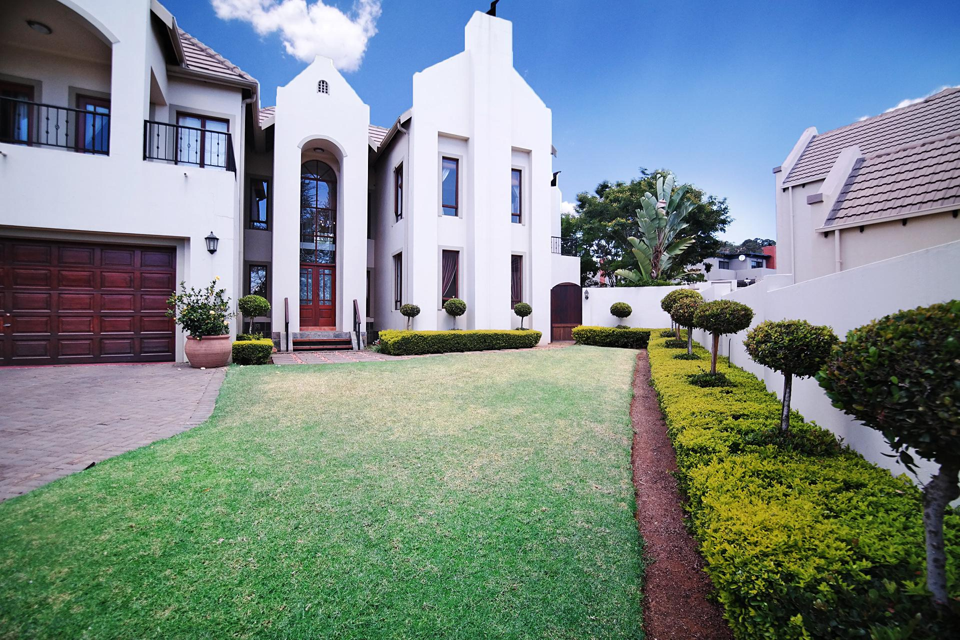 Front View of property in Boardwalk Meander Estate