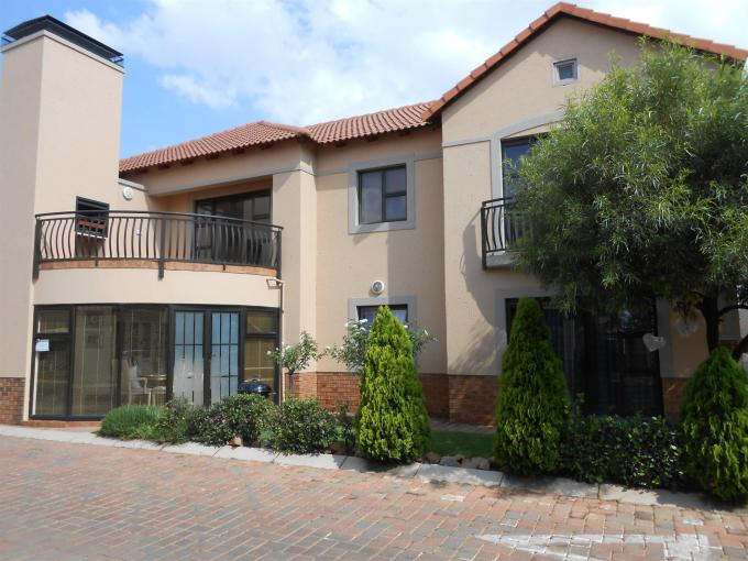 2 Bedroom Sectional Title for Sale For Sale in Boksburg - Private Sale - MR125804