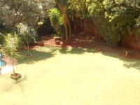 Backyard of property in Murrayfield