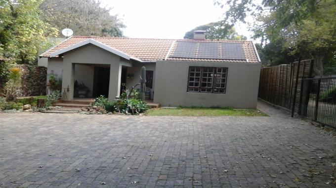 Standard Bank EasySell 3 Bedroom House for Sale For Sale in Irene - MR125844